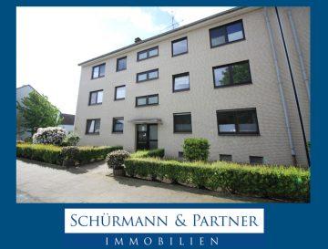 Gut aufgeteilte und helle Dachgeschoss-Wohnung | 48m² Wfl. | 2,5 Zi. | OB-Alstaden, 46049 Oberhausen, Dachgeschosswohnung