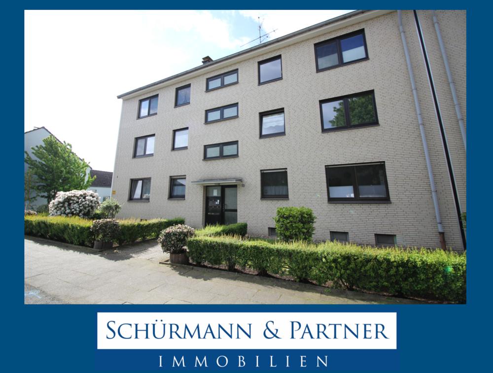 Gut aufgeteilte und helle Dachgeschoss-Wohnung | 48m² Wfl. | 2,5 Zi. | OB-Alstaden 46049 Oberhausen, Dachgeschosswohnung
